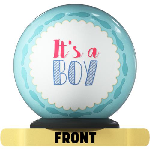 It's a Boy - Blue