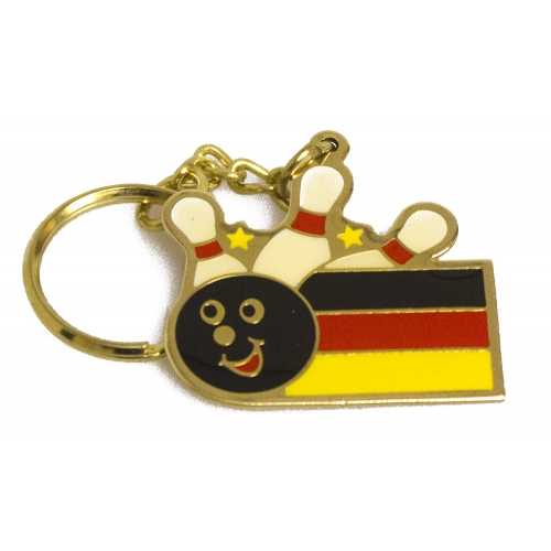 Bowling Germany KeyChain