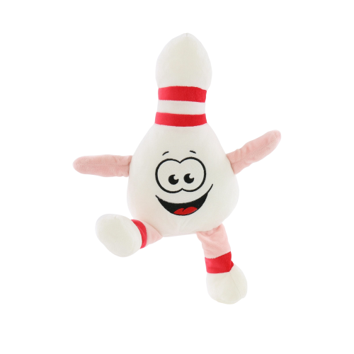 Happy Bowling Plush Toy 35CM (Each)