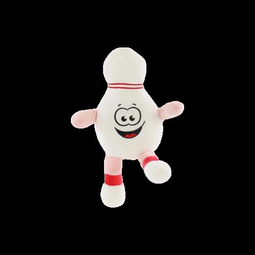 Happy Bowling Plush Toy 25cm (Each)