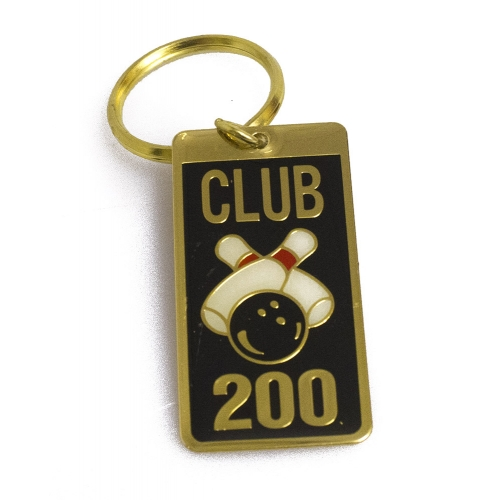 Club 200 KeyChain